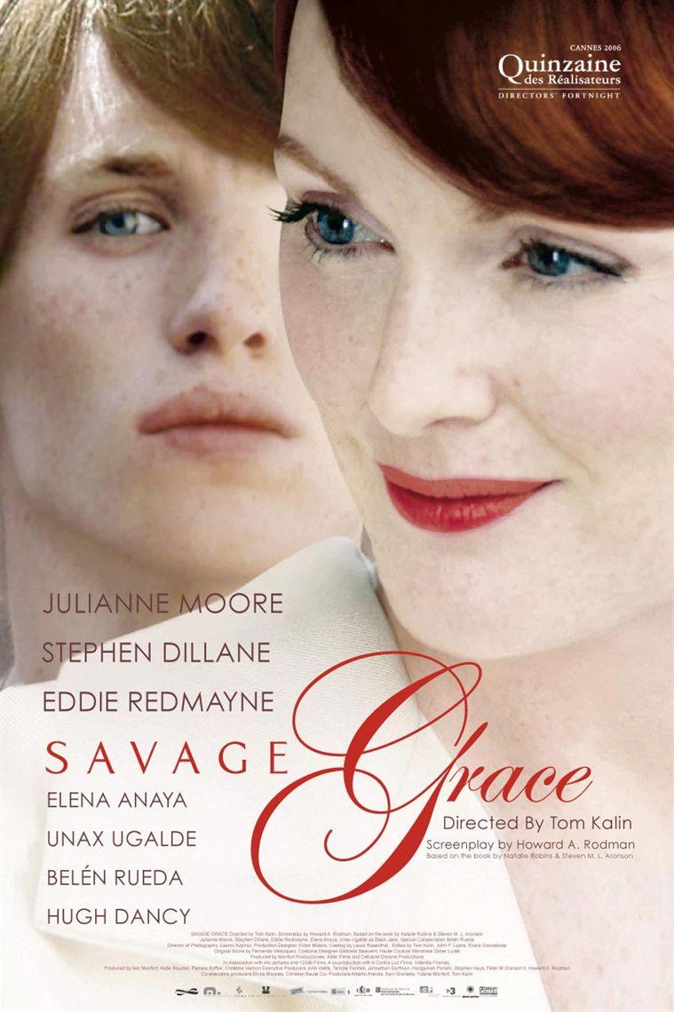 affiche du film Savage Grace