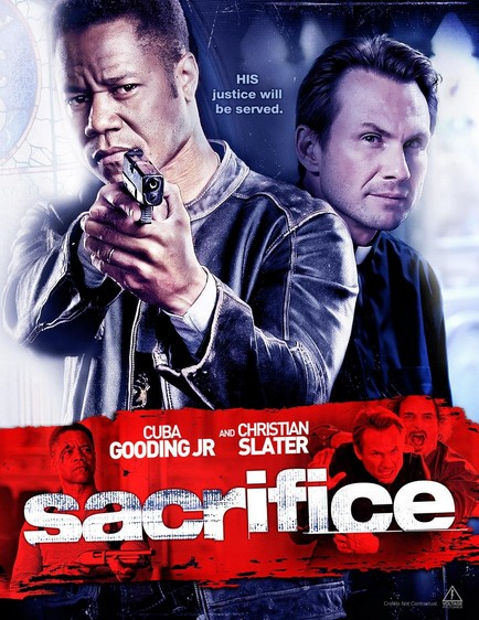 affiche du film Sacrifice
