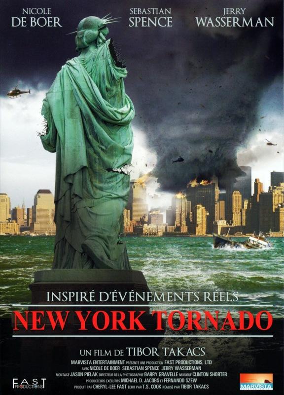 affiche du film Tornades sur New York (TV)