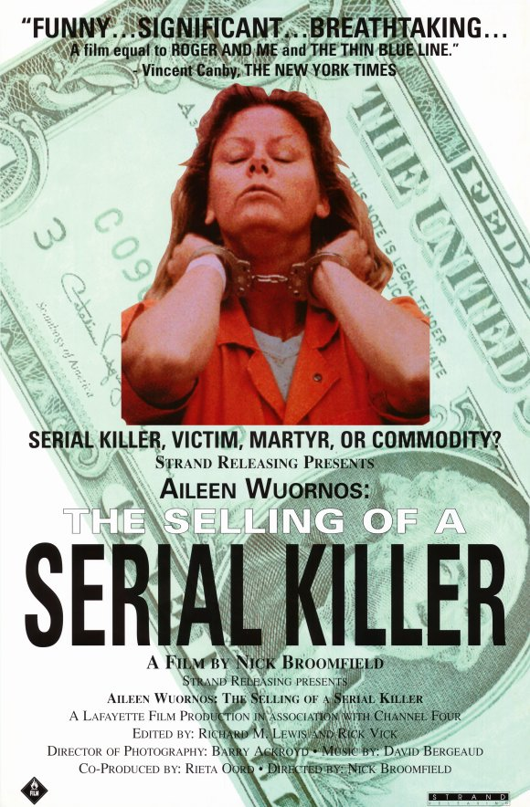 affiche du film Aileen Wuornos : The Selling of a serial killer