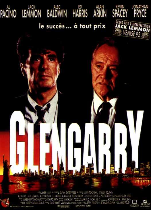 affiche du film Glengarry