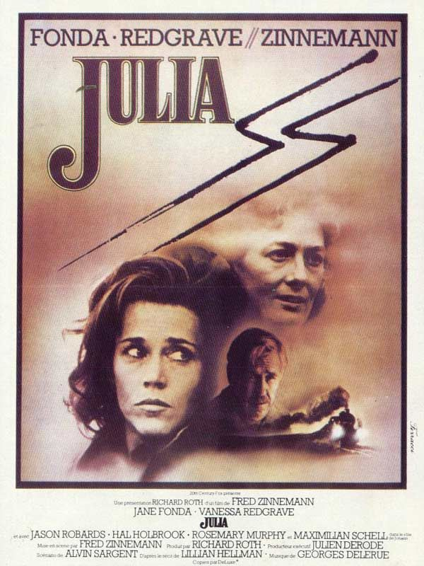 affiche du film Julia (1977)