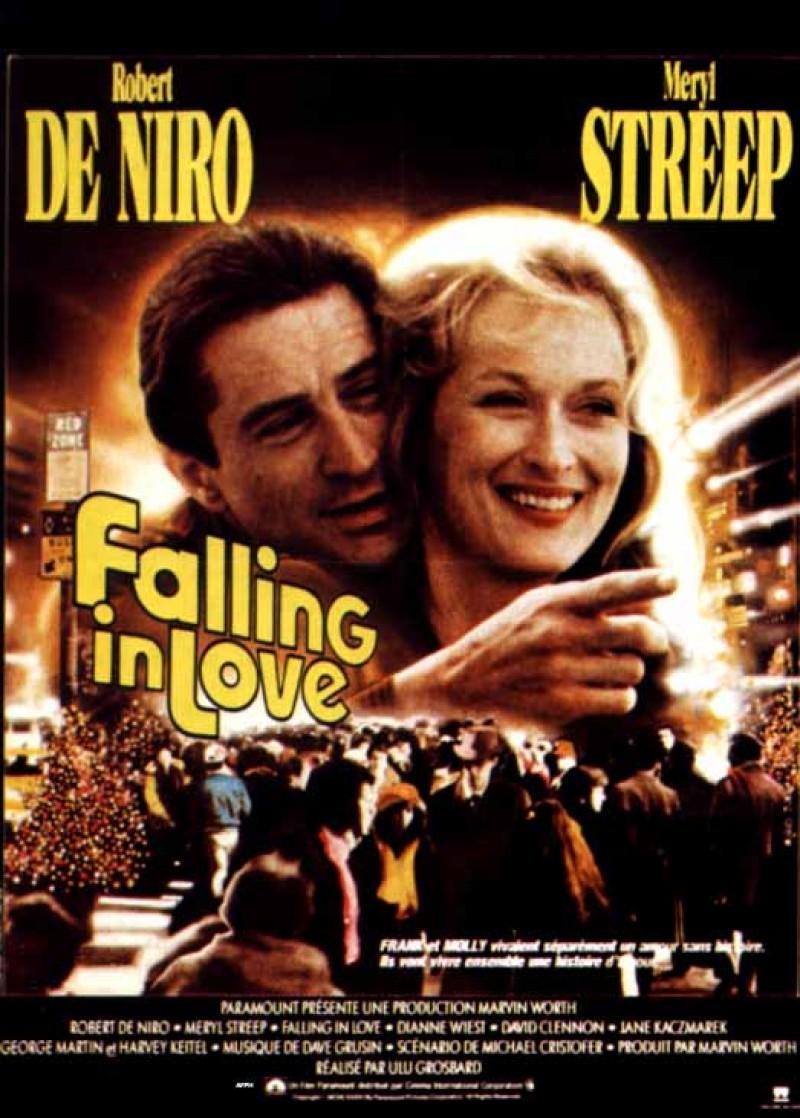 affiche du film Falling in Love