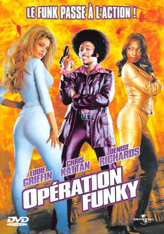 affiche du film Opération funky