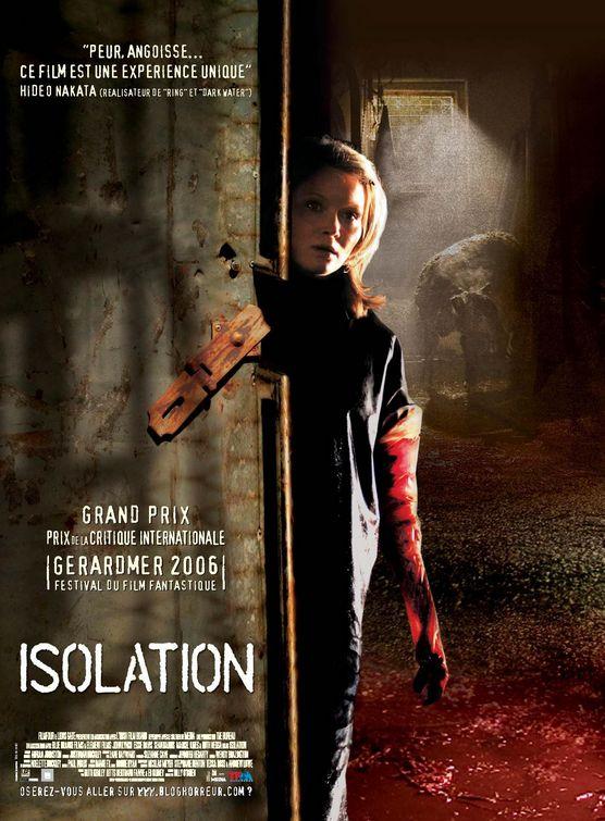 affiche du film Isolation (2005)