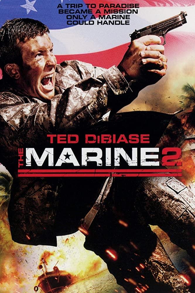 affiche du film The Marine 2