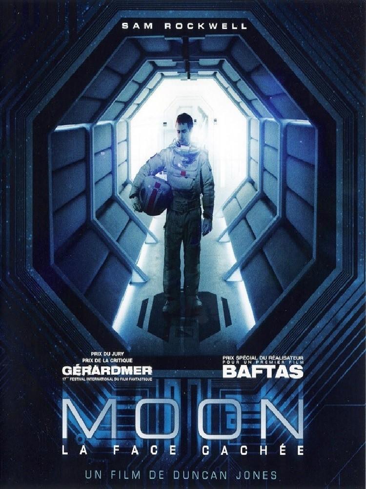 affiche du film Moon