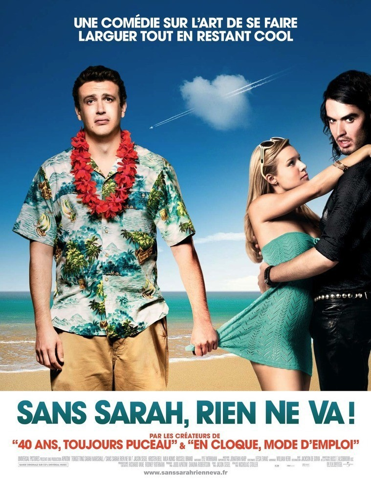 affiche du film Sans Sarah rien ne va !