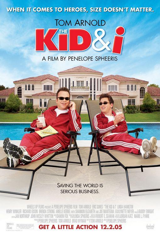 affiche du film The Kid & I