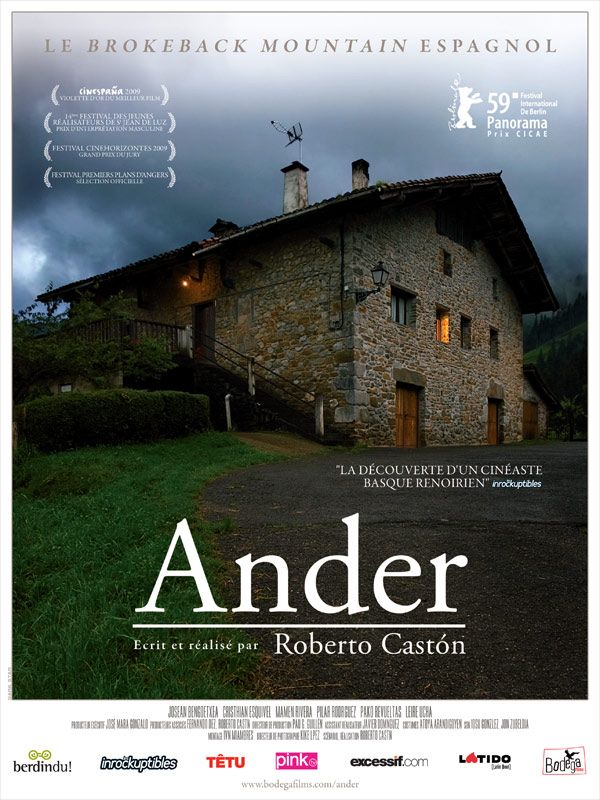 affiche du film Ander