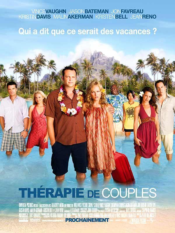 affiche du film Thérapie de couples