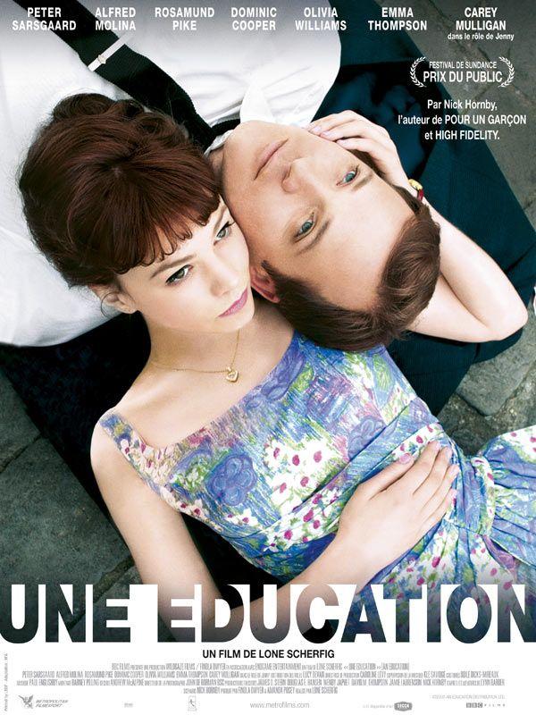 affiche du film Une éducation