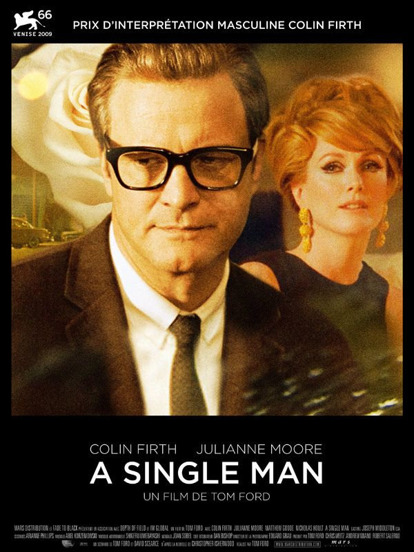 affiche du film A Single Man