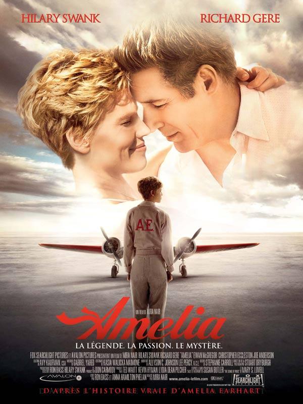 affiche du film Amelia