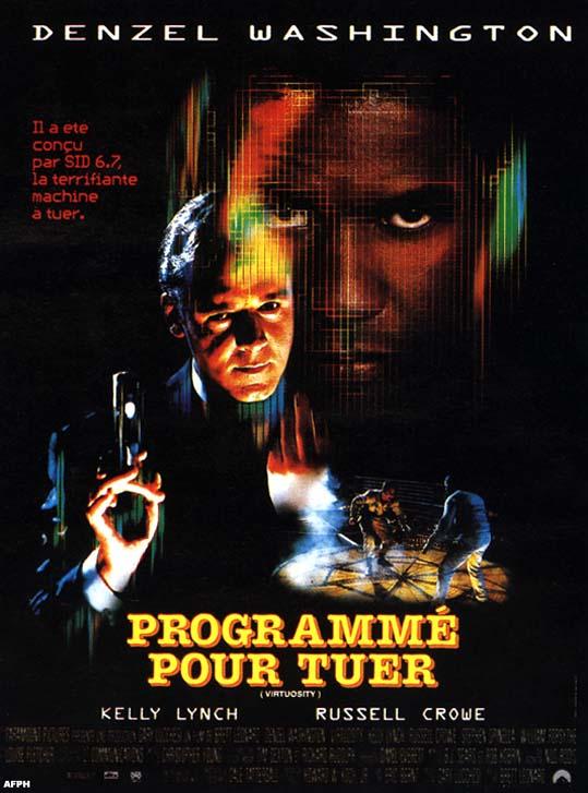 affiche du film Programmé pour tuer