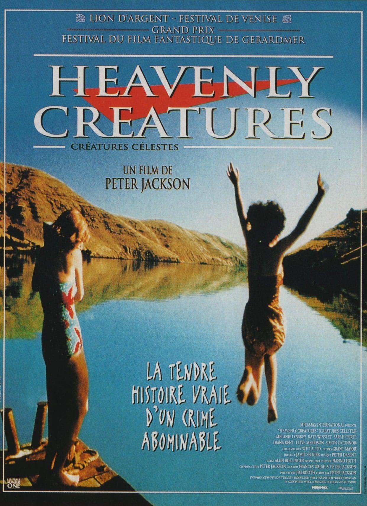 affiche du film Créatures célestes