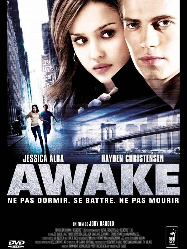 affiche du film Awake