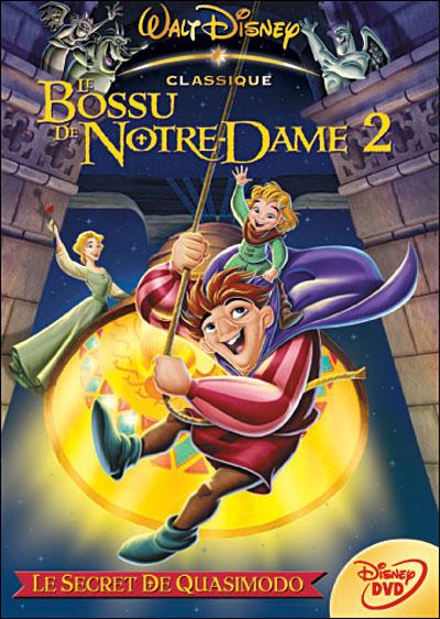affiche du film Le Bossu de Notre-Dame 2 : Le Secret de Quasimodo
