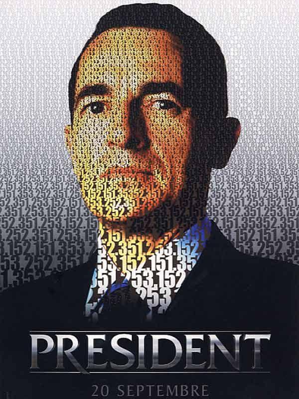 affiche du film Président