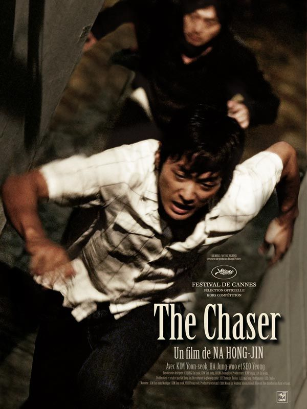 affiche du film The Chaser