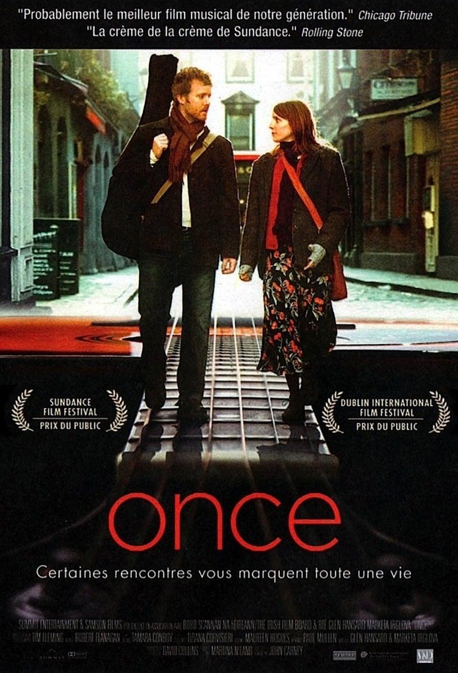affiche du film Once
