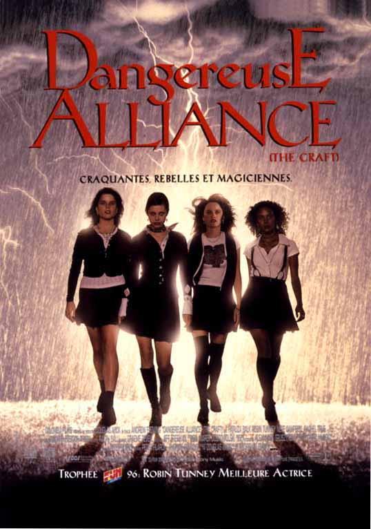 affiche du film Dangereuse Alliance