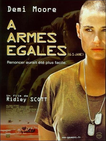 affiche du film À armes égales