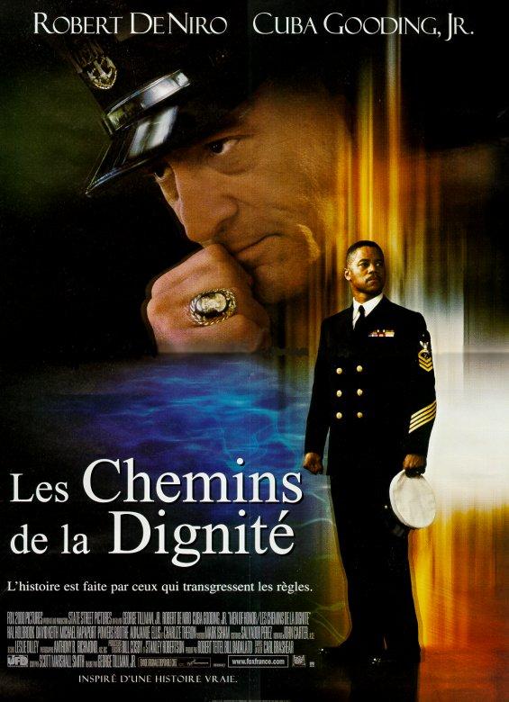 affiche du film Les chemins de la dignité