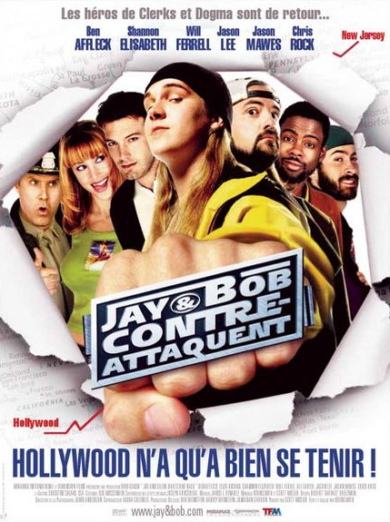 affiche du film Jay & Bob contre-attaquent