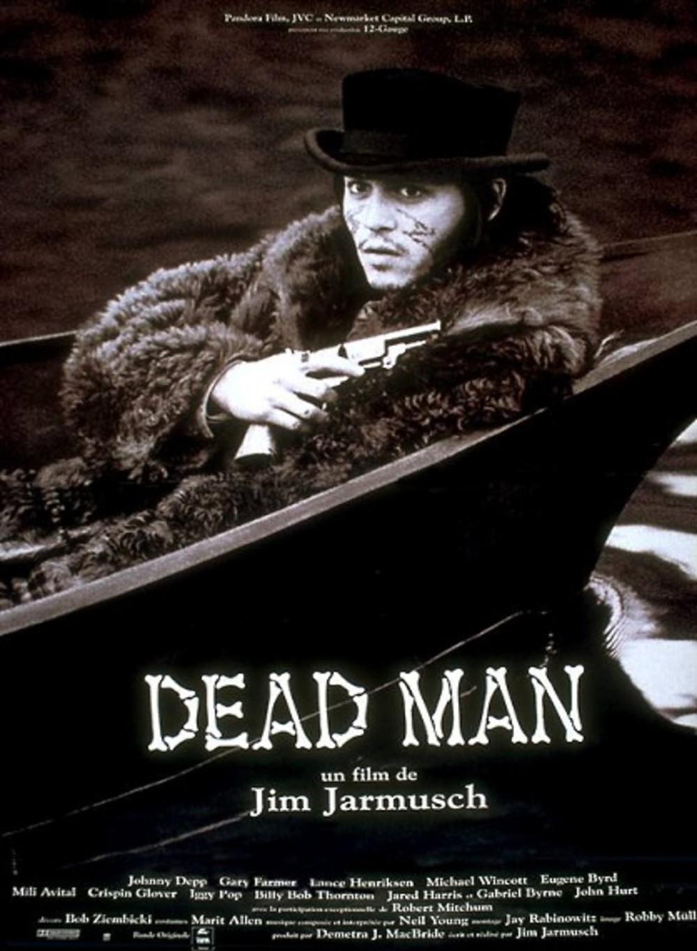 affiche du film Dead Man