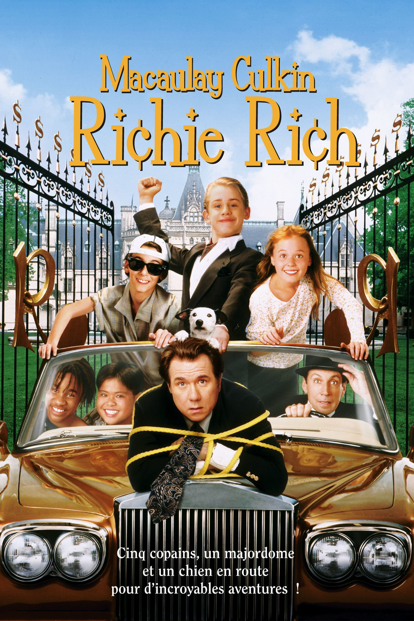 affiche du film Richie Rich