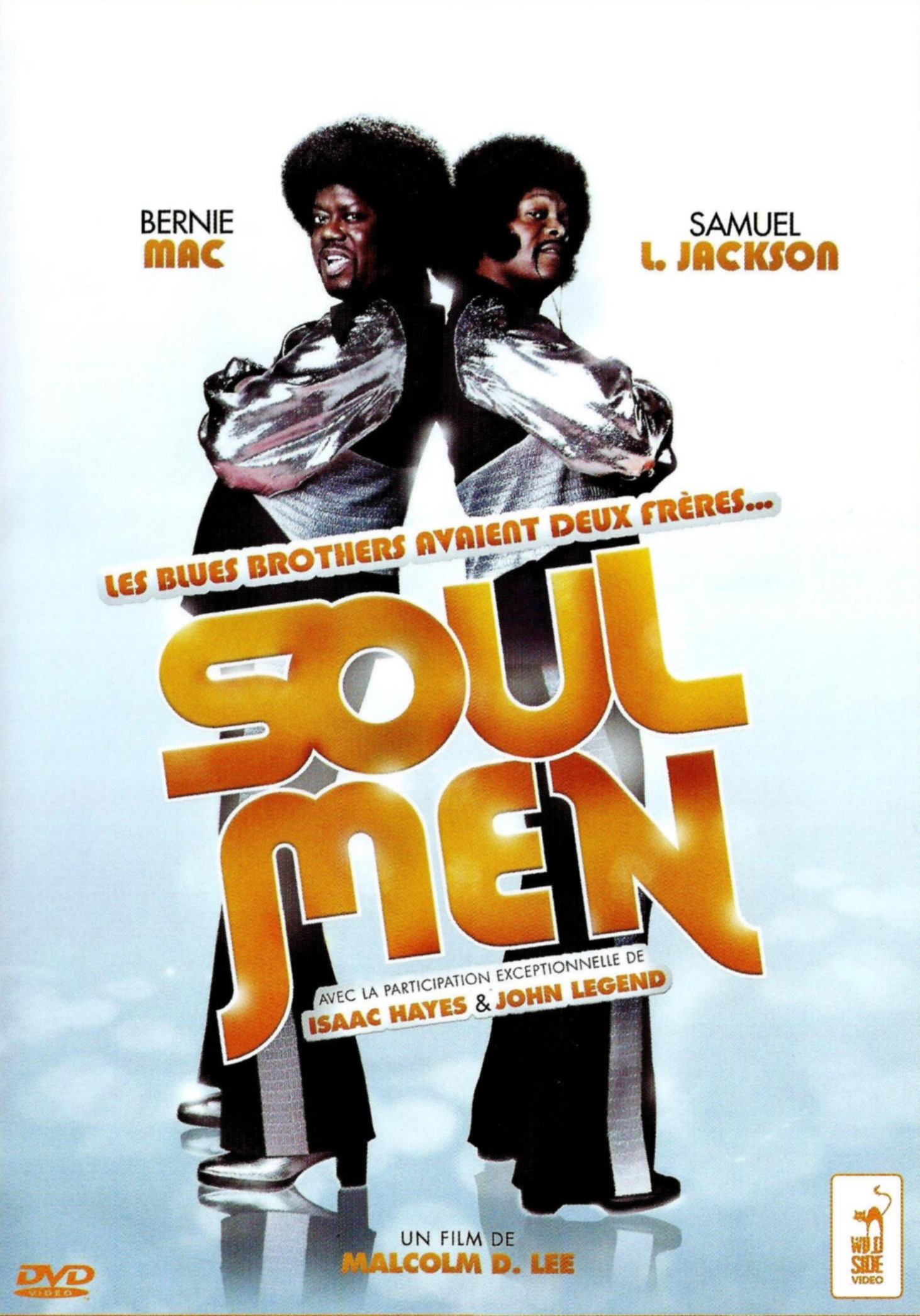 affiche du film Soul Men