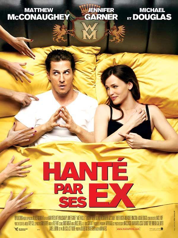 affiche du film Hanté par ses ex