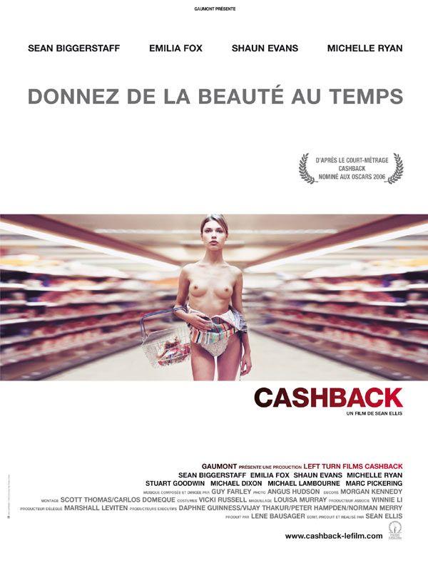 affiche du film Cashback