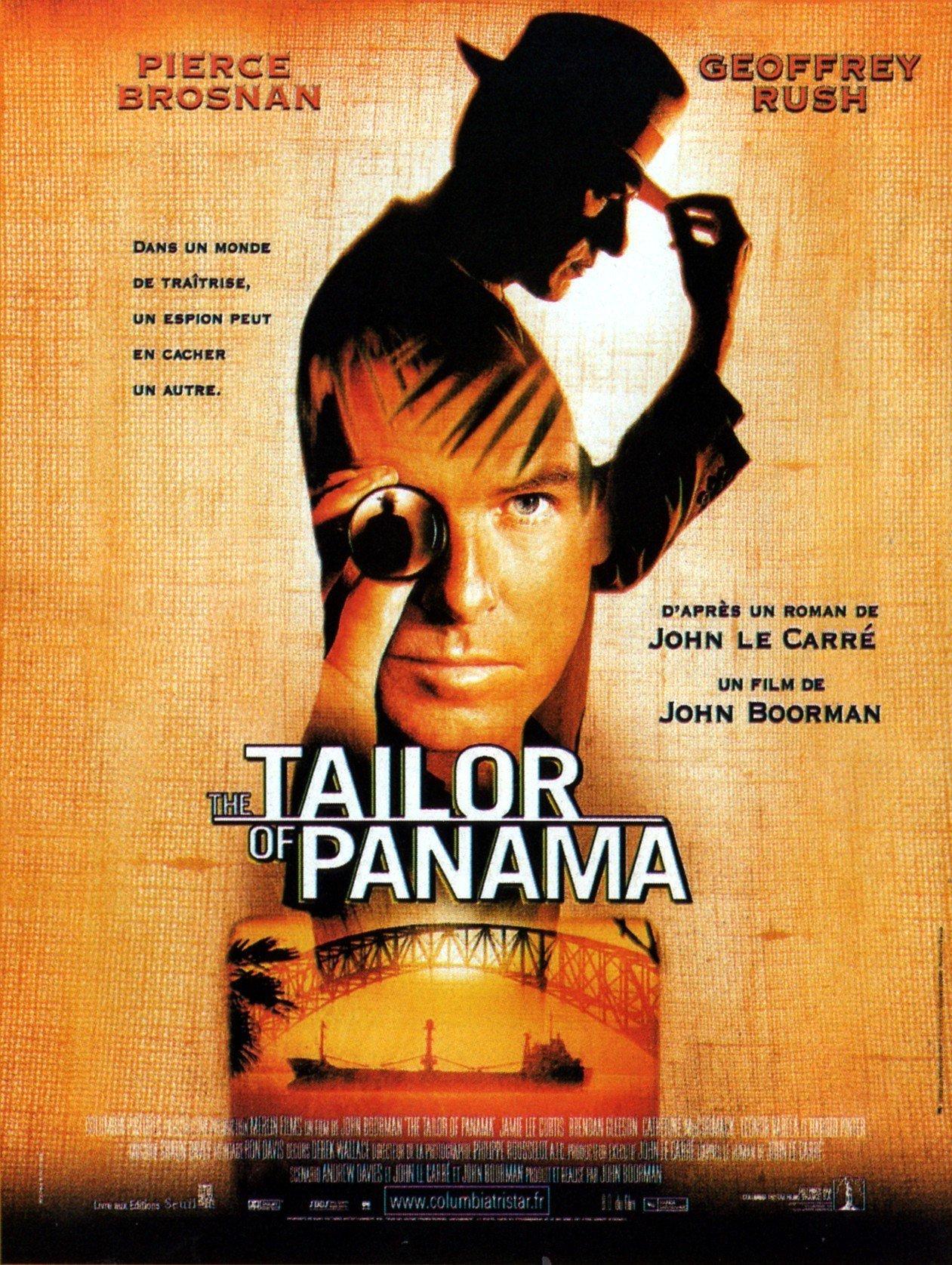 affiche du film The Tailor of Panama