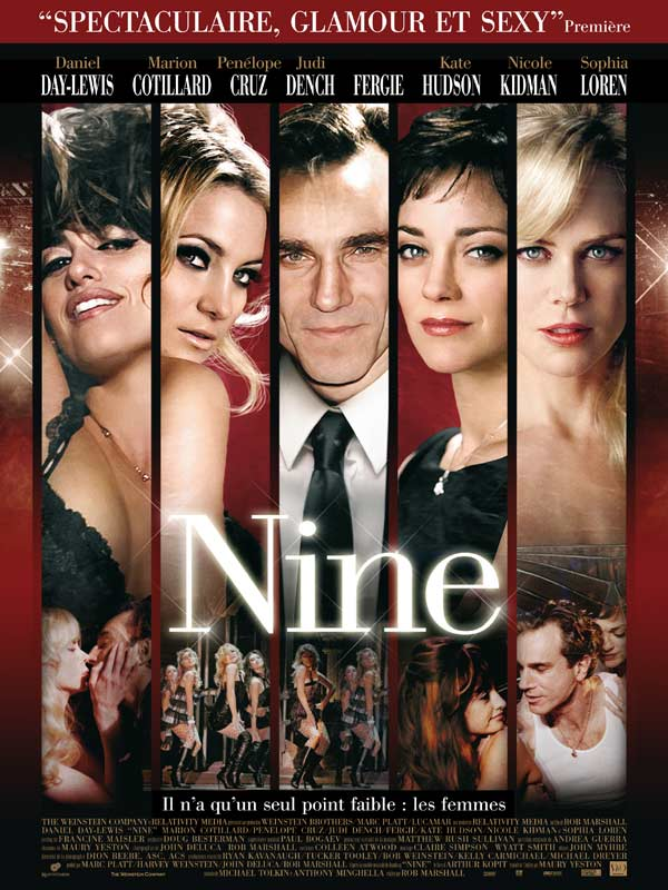 affiche du film Nine