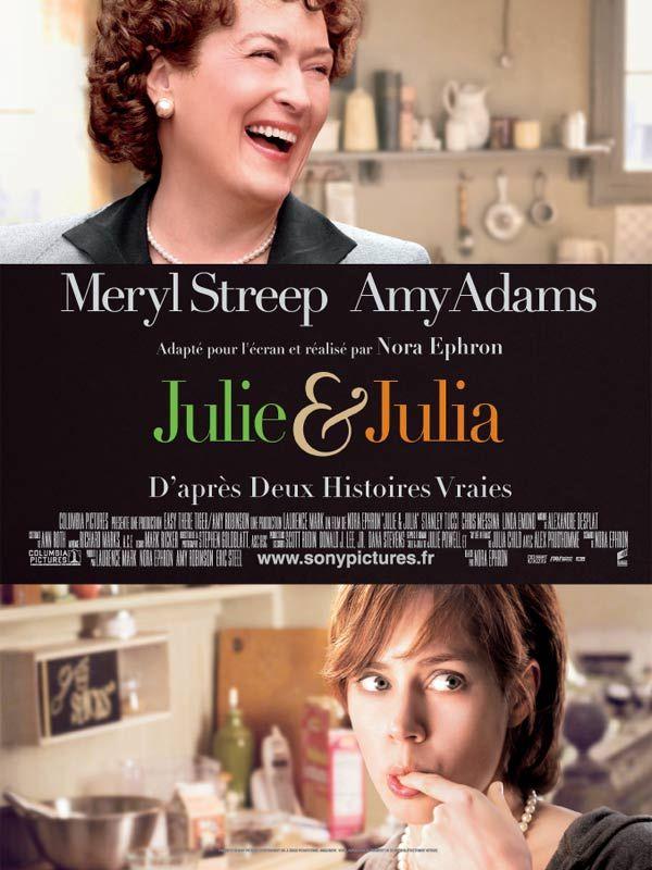 affiche du film Julie & Julia