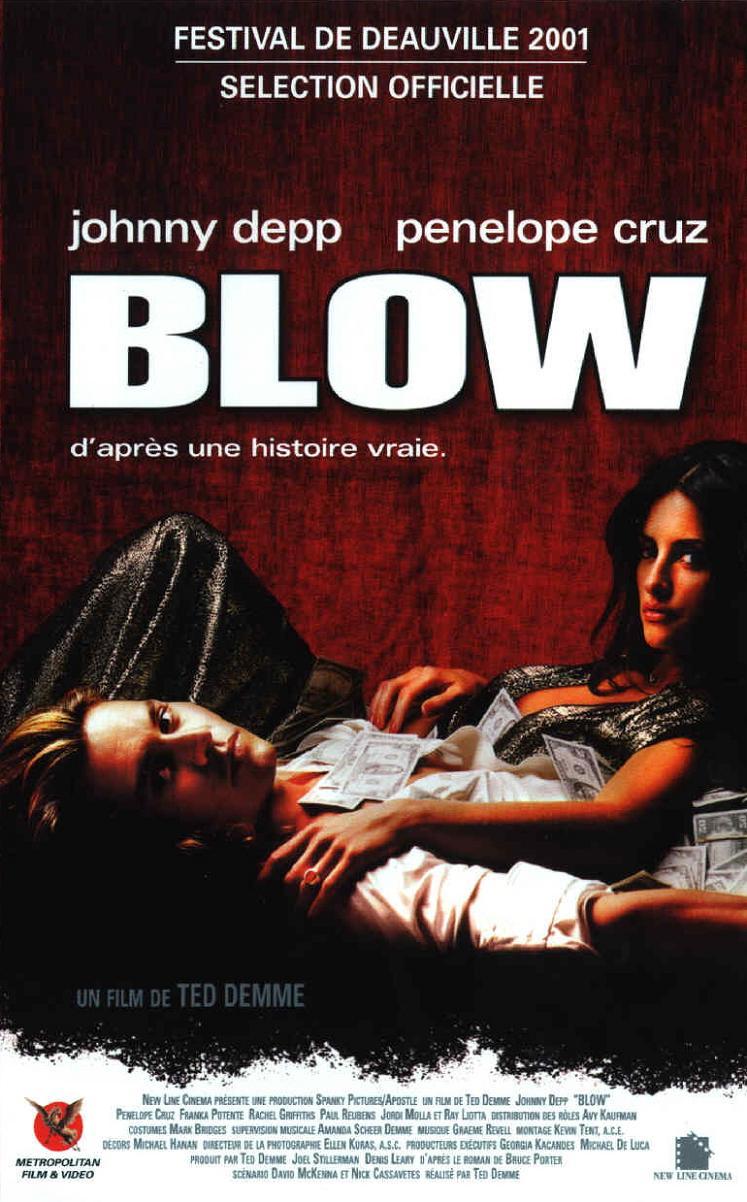 affiche du film Blow