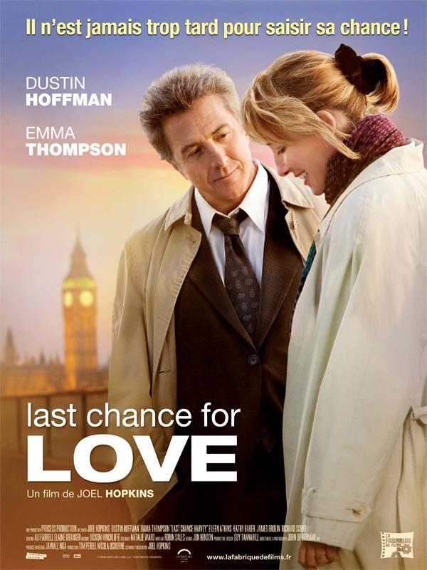 affiche du film Last Chance for Love