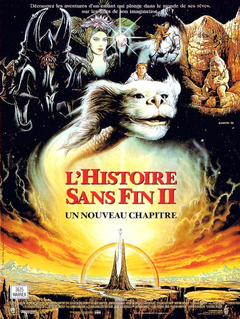 affiche du film L'histoire sans fin 2