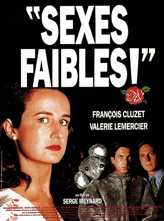 affiche du film Sexes faibles !