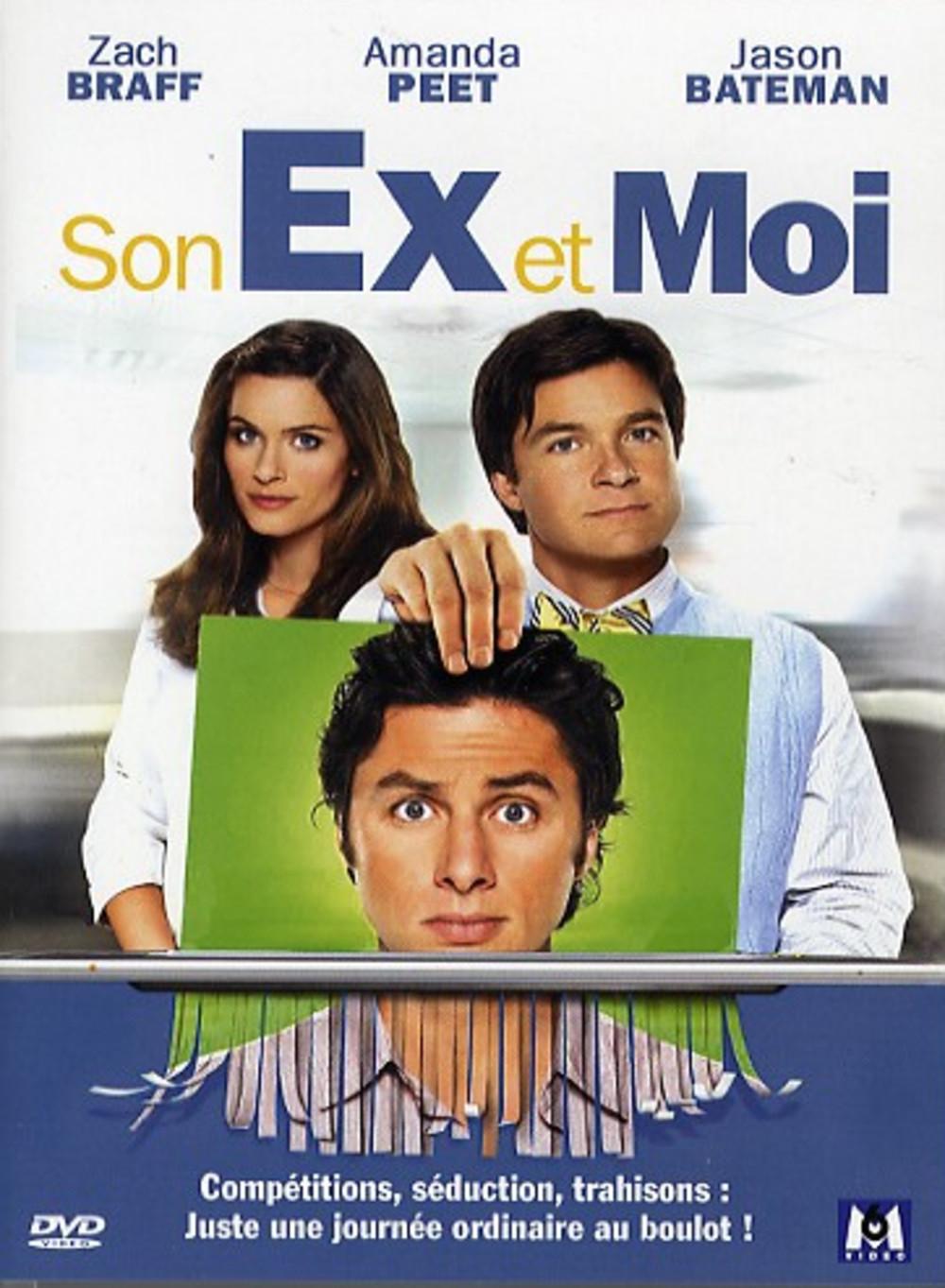 affiche du film Son ex et moi
