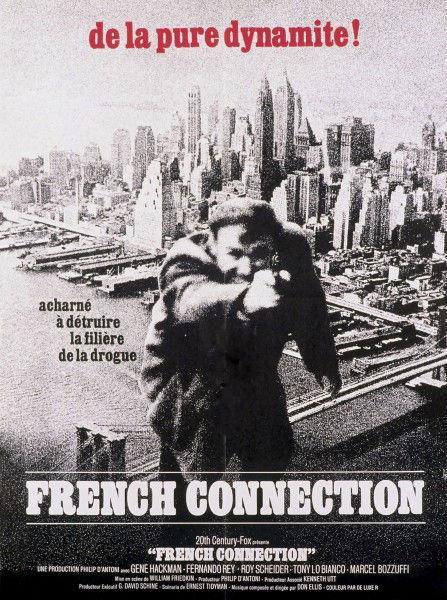 affiche du film French Connection