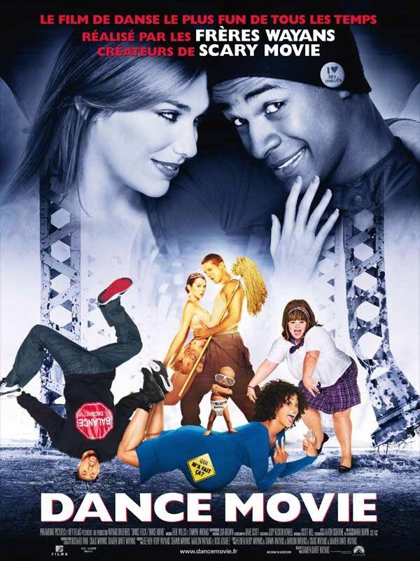 affiche du film Dance Movie