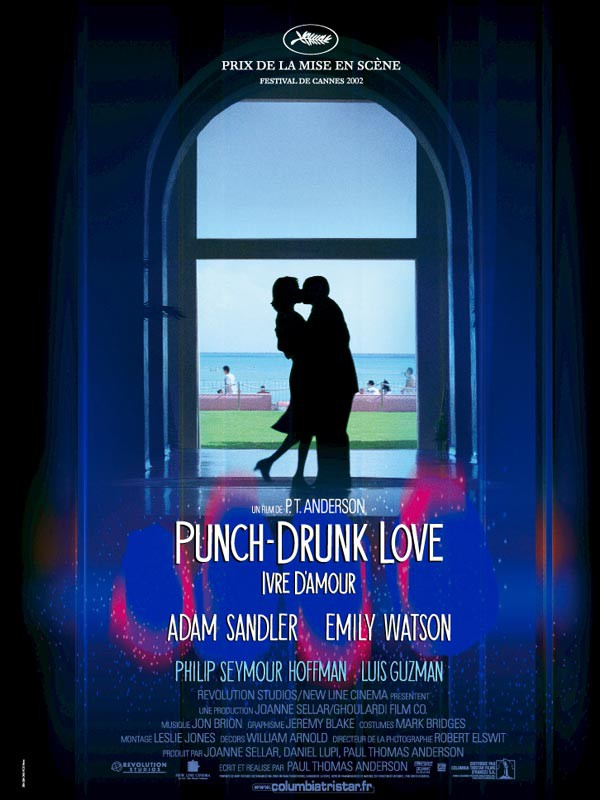 affiche du film Punch-drunk love : Ivre d'amour