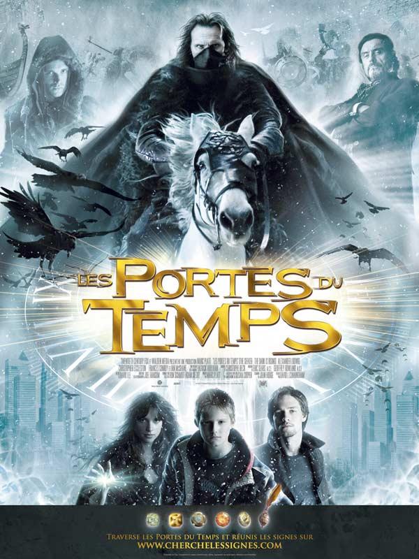 affiche du film Les Portes du temps