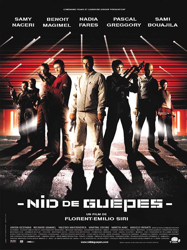 affiche du film Nid de guêpes