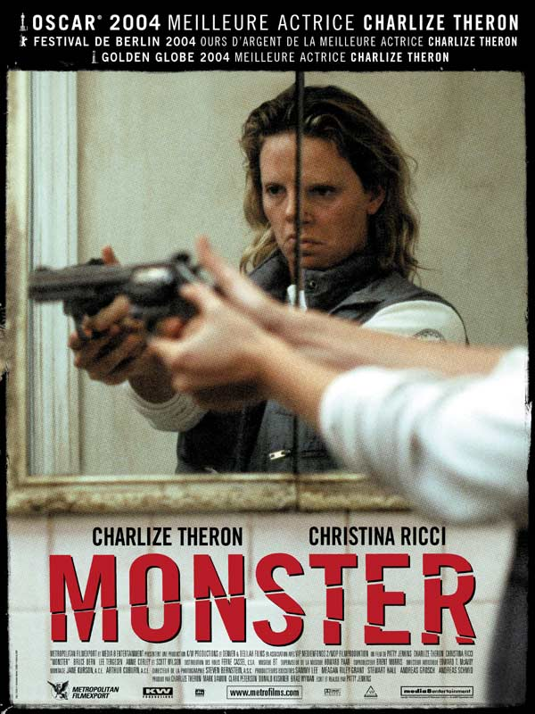 affiche du film Monster