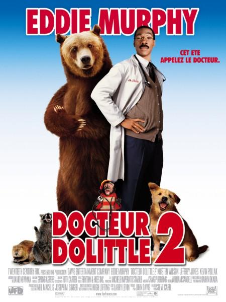 affiche du film Dr Dolittle 2