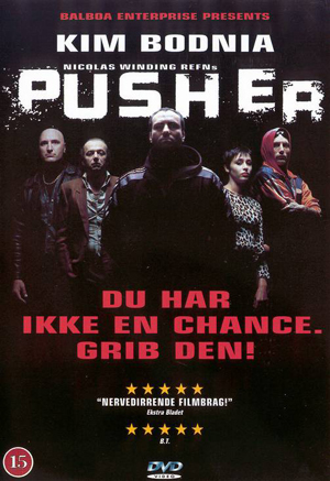 affiche du film Pusher (1996)